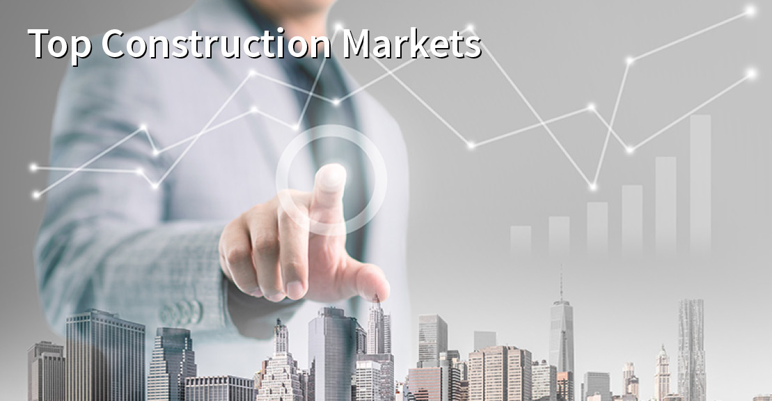 Dodge Data's Top Commercial Construction Markets in 2018 ...