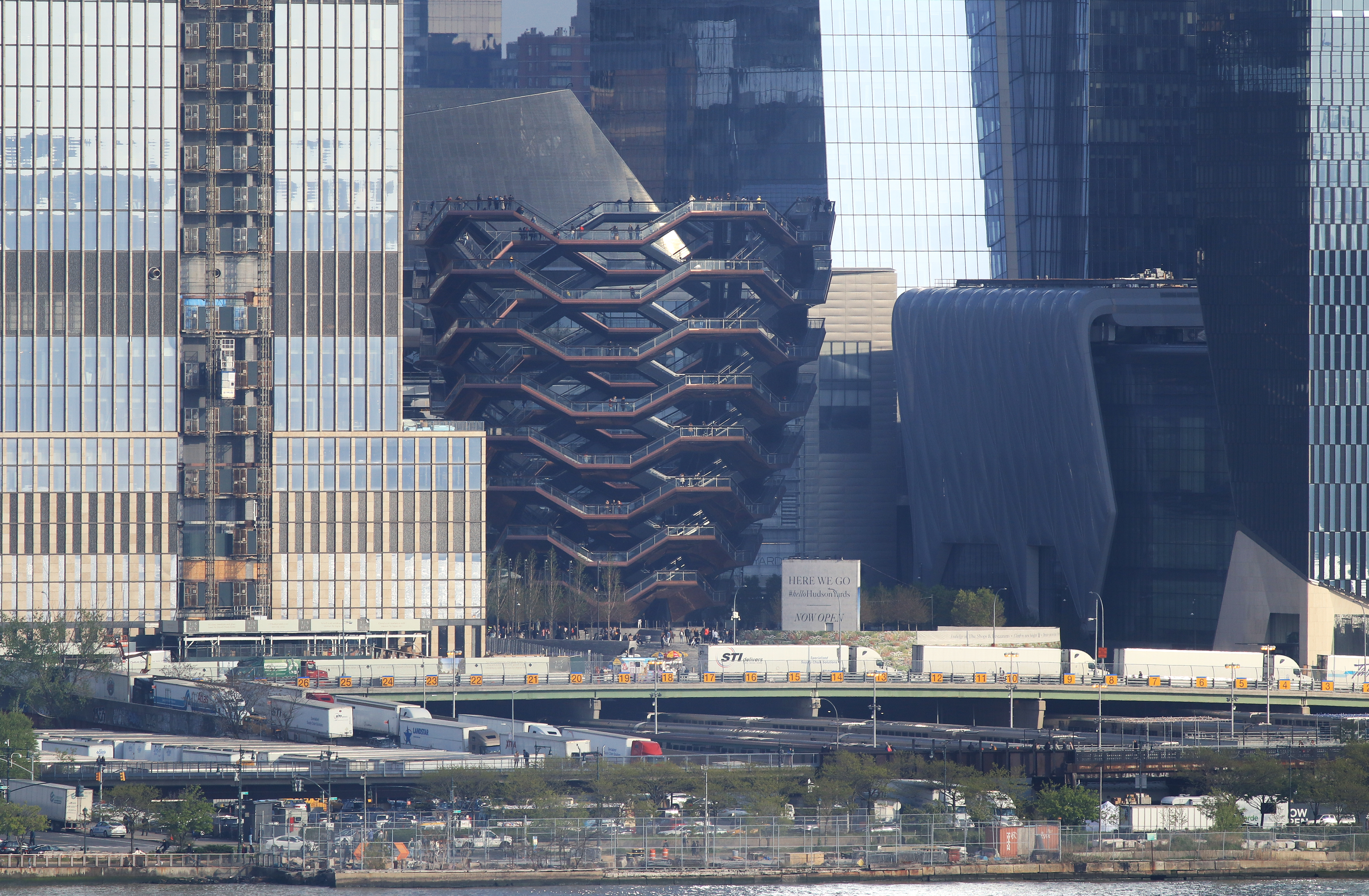 What Is The Impact Of Hudson Yards On The Manhattan Office Market National Real Estate Investor