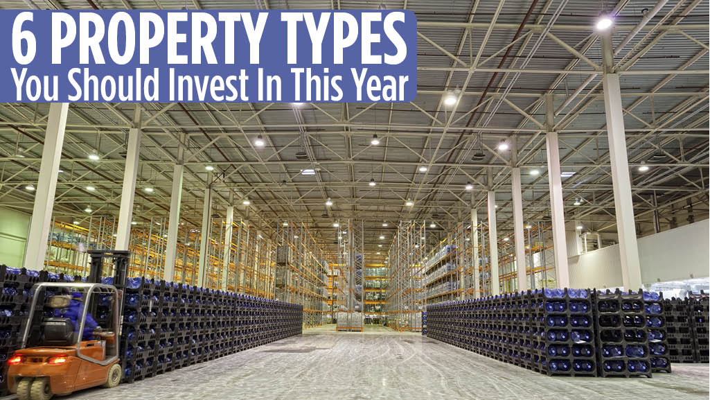 6 Property Types You Should Invest In This Year