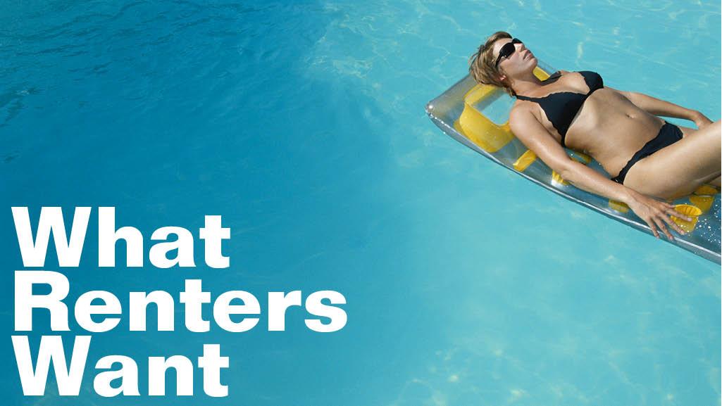 Apartment Renter Preferences Revealed
