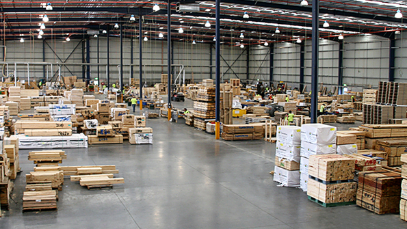 Demand For Smaller Industrial Buildings Surges In Coastal
