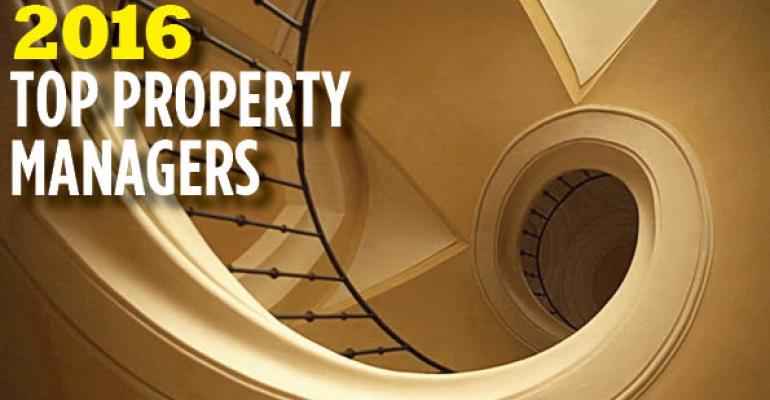 2016 Top Property Managers