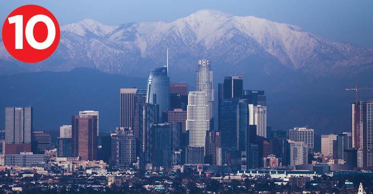 LA-downtown