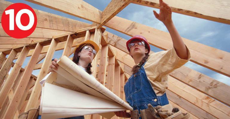 construction women