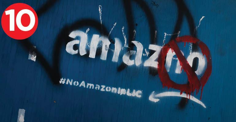 no amazon LIC
