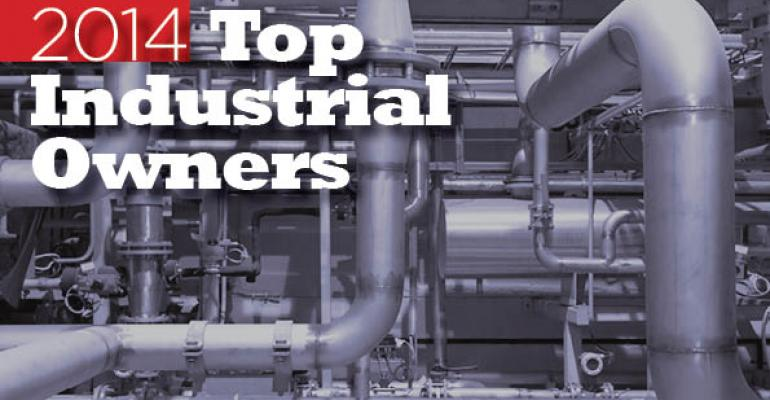 2014 Top Industrial Owners