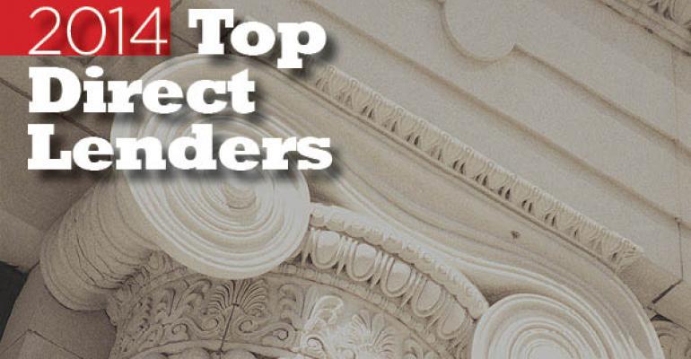 2014 Top Direct Lenders