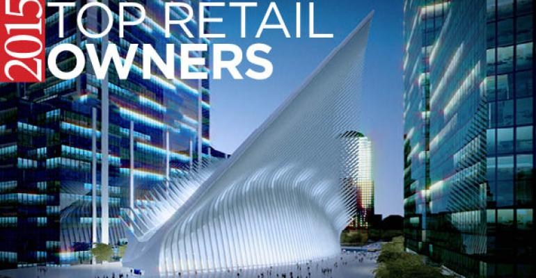 2015 Top Retail Owners