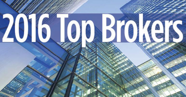 2016 Top Brokers