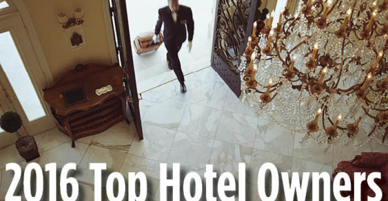 2016 Top Hotel Owners