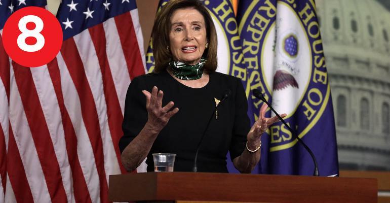 8 must-Nancy Pelosi