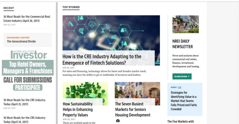 NREI-home-page