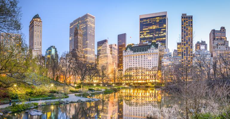 NYC lux apts