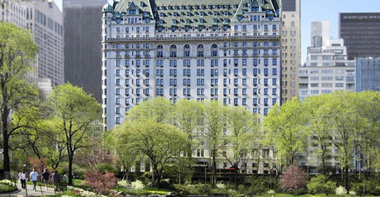 Nyc S Historic Plaza Hotel Is Sold To Qatari State Owned Company