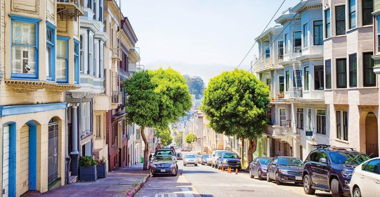 Cap Rates Inch Higher For San Francisco Apartment Buildings