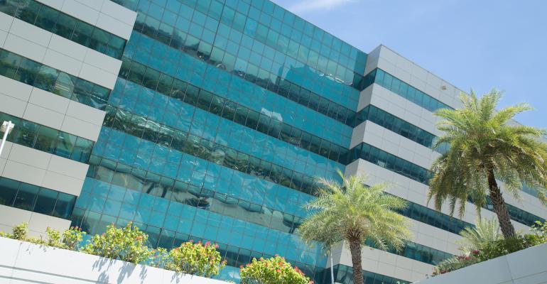 Suburban Office