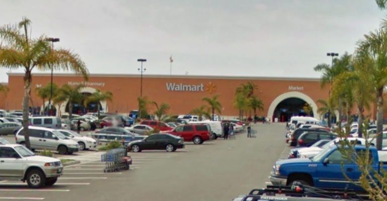 This WalMarts toy department is home to the ghost of a seven to nineyearold MexicanAmerican girl She has braids wears a blue dress and bounces balls laughs and smiles at employees There is a rumor that the little girl was murdered in the field where the WalMart was later built but this fact has yet to be researched In the meantime though you can find footage of the little girl on YouTube