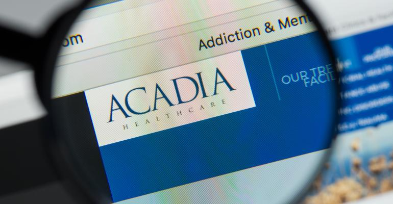 Why Do Private Equity Players Want to Buy Troubled Acadia