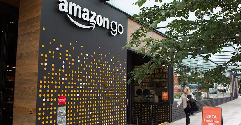 Amazon go headquarters Seattle