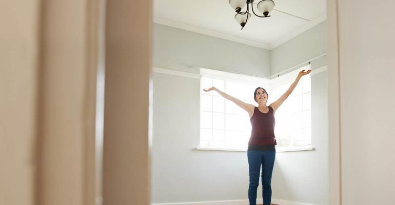 apartment move in