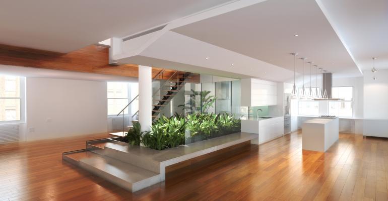apartment vacant