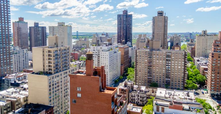 Cap Rates Begin To Rise For NYC Apartment Buildings
