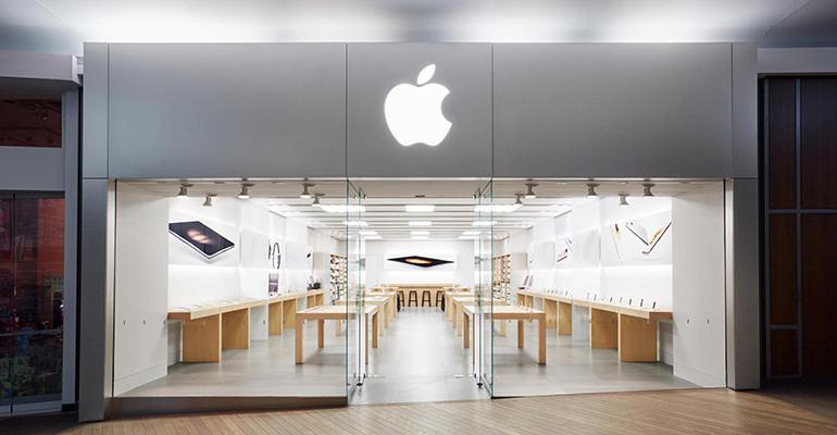Apple Store The Pier