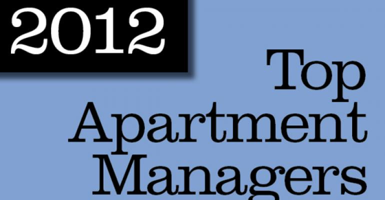 2012 Top Apartment Managers