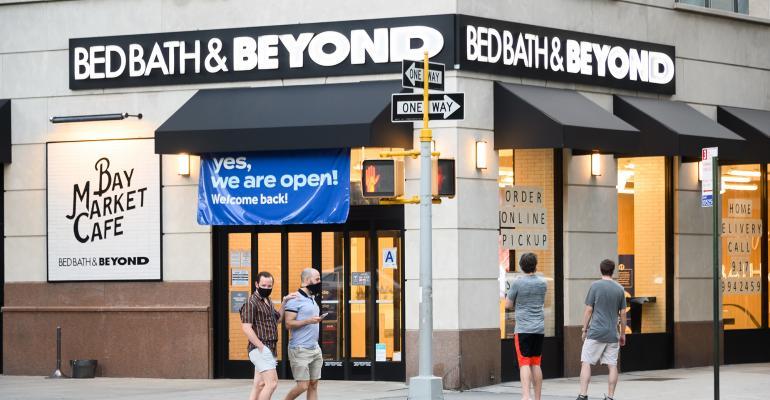bed bath & beyond store