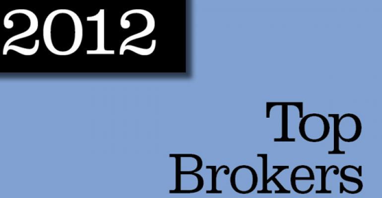 2012 Top Brokers