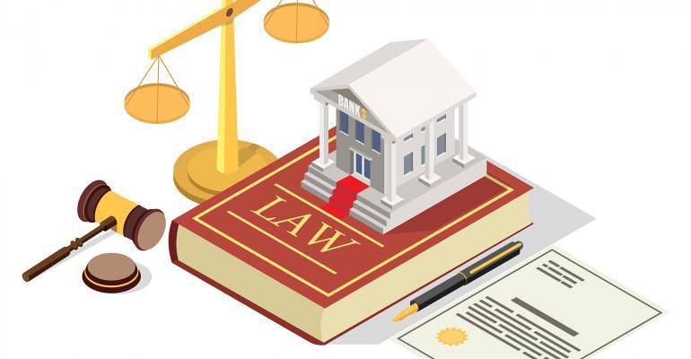 bank law