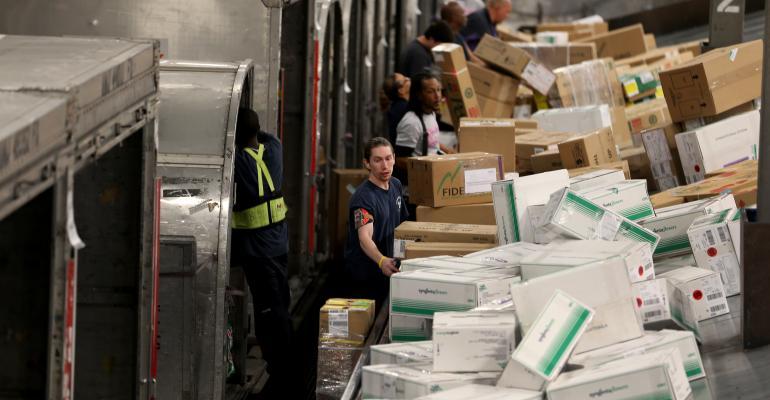 fedex shipping center