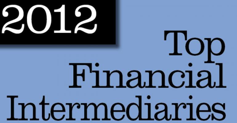 2012 Top Financial Intermediaries