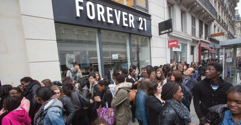 Forever 21 May Be Looking At Bankruptcy But That S Not A Bad Thing National Real Estate Investor