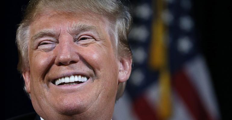 President Trump's Agenda For Wealth Management Industry