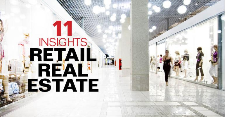 11 Insights on Retail Real Estate