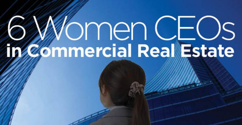 6 Women CEOs in Commercial Real Estate