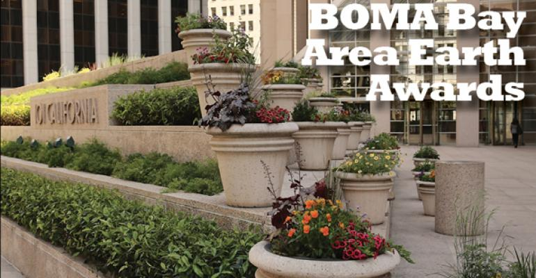 BOMA Bay Area Earth Awards Celebrate Green Building