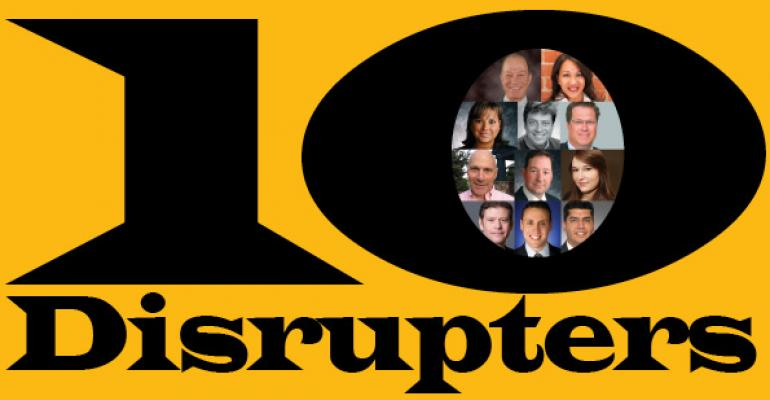 10 Disrupters: Individuals Who are Charting the Future of Commercial Real Estate