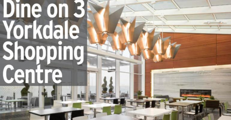 Dine on 3 Yorkdale Shopping Centre