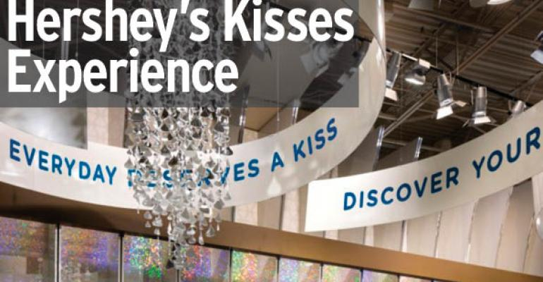 Hershey's Kisses Experience