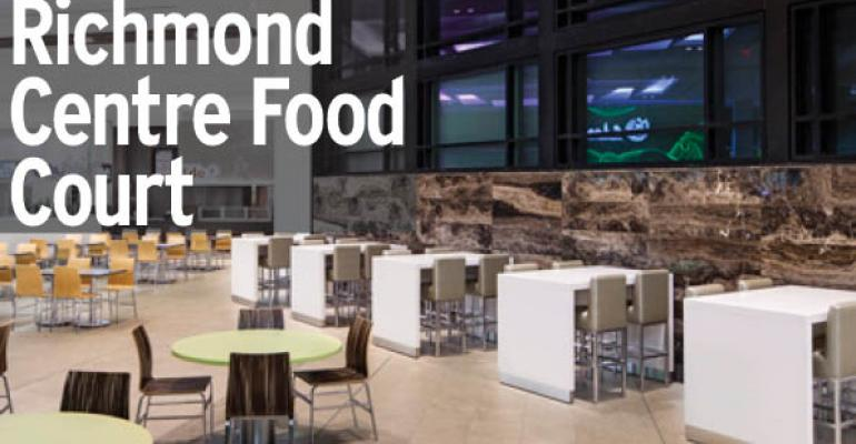 Richmond Centre Food Court