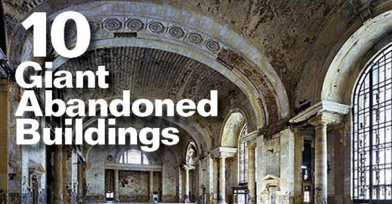 10 Giant Abandoned Buildings from Around the World