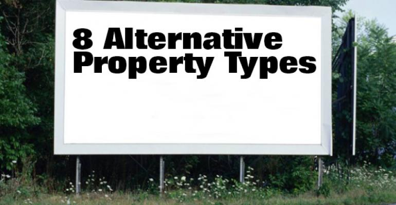 8 Alternative Property Types for Today's Real Estate Investor