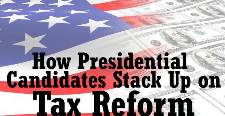 How The Presidential Candidates Would Change Estate and Investment Taxes