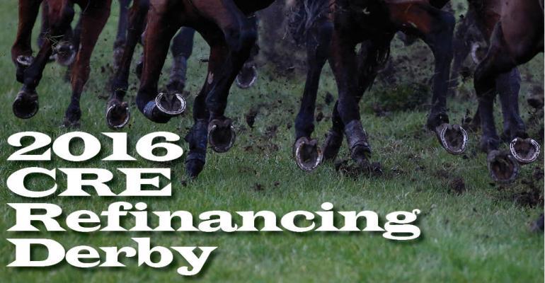 2016 CRE Refinancing Derby