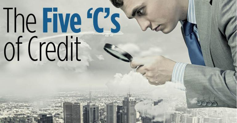 The Five Cs of Credit in the Apartment Building Mortgage Lending Business