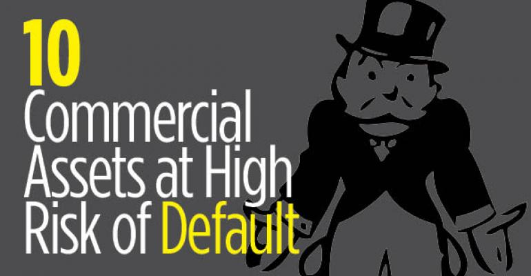 10 Commercial Assets at High Risk of Default