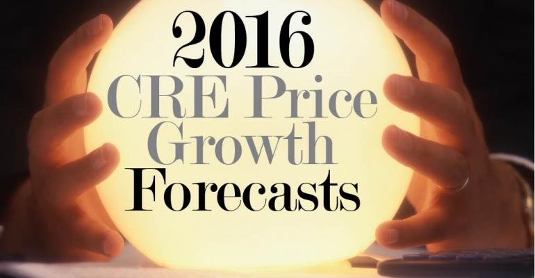 Will CRE Prices Grow This Year? Six Market Experts Weigh In