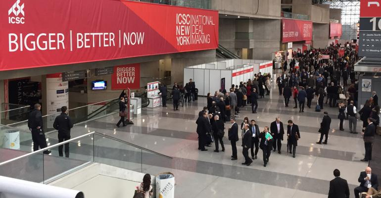 Scenes from ICSC New York National Deal Making Conference